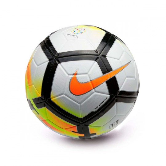 Balón  Nike Ordem V Liga NOS 2017-2018 White-Laser orange-Black