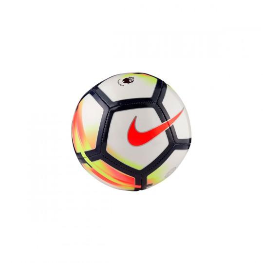 Balón  Nike Mini Skills Premier League White-Crimson-Deep royal