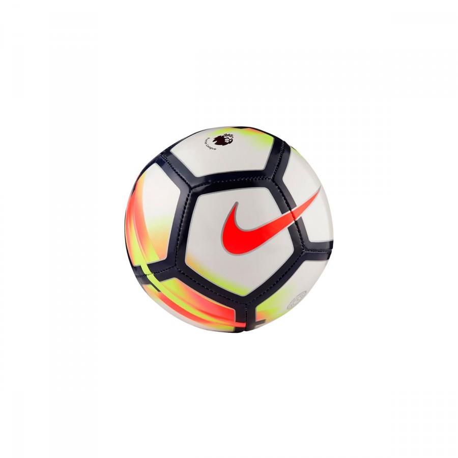 Balón Nike Mini Skills Premier League White-Crimson-Deep royal ... f7a9c52312647