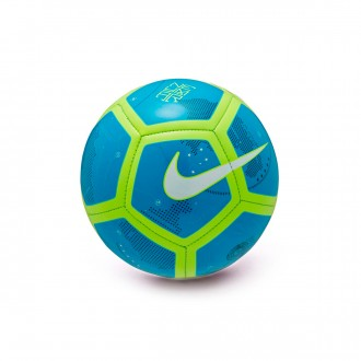 Bola de Futebol  Nike Mini Bola Neymar Blue orbit-Volt-White
