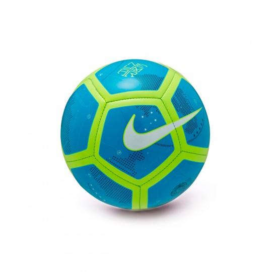 Bola de Futebol  Nike Mini Bola Neymar Blue orbit-Volt-White