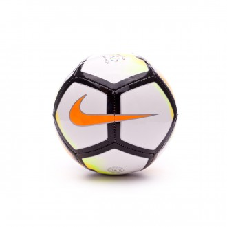 Bola de Futebol  Nike Mini Skills White-Laser orange-Black