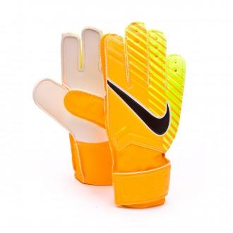 Guanti  Nike Jr Match Laser orange-Volt-Black