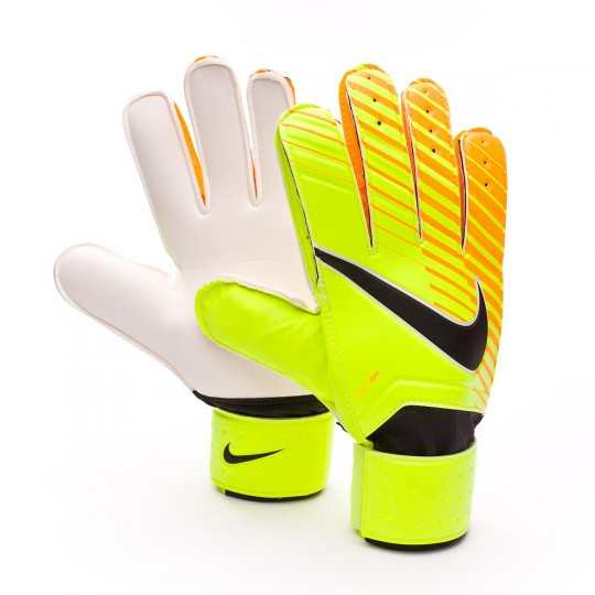 Guante  Nike Match Laser orange-Volt-Black