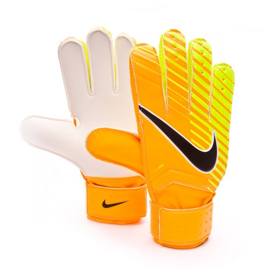 Guanti  Nike Match Laser orange-Volt-Black