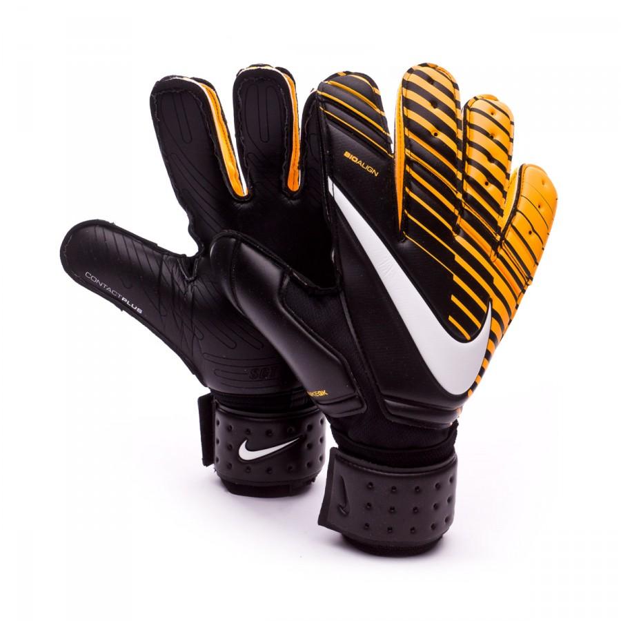 4615b9cc833a Glove Nike Premier SGT Black-Laser orange-White - Football store ...