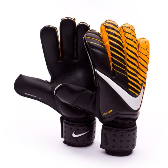 Guanti  Nike Spyne Pro Black-Laser orange-White
