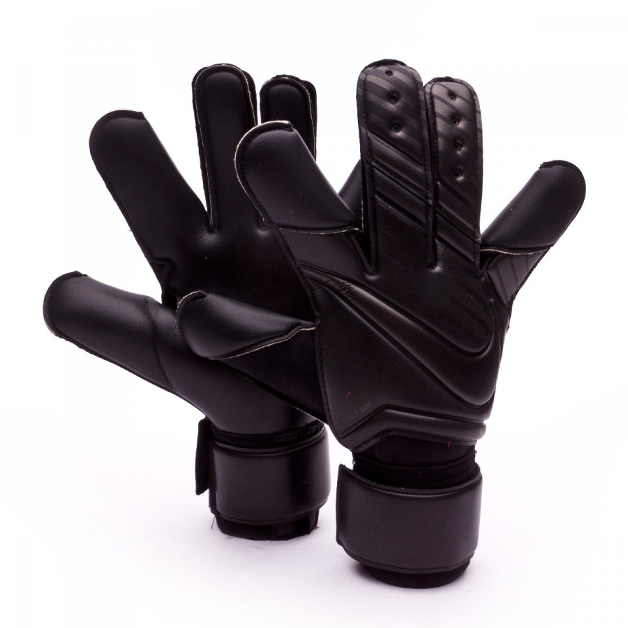 low priced new images of recognized brands Guante Vapor Grip 3 Football Black