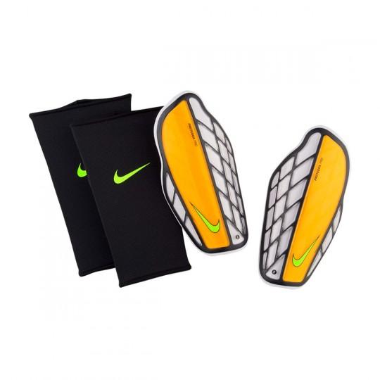Caneleira  Nike Protegga Pro Laser Orange-Black-Volt