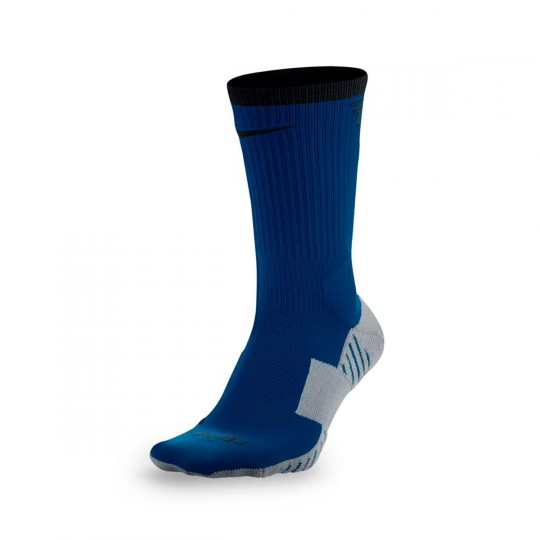 Calcetines  Nike Dry Squad Crew Blue jay-Black