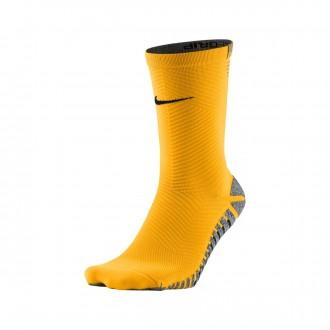 Chaussettes  Nike Grip Strike Light Crew Laser Orange-Black