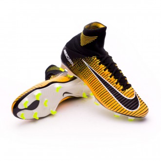 Mercurial Superfly V ACC FG Laser orange-Black-White-Volt