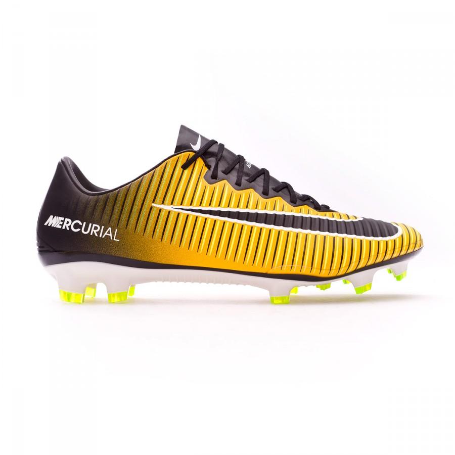 Scarpe Nike Mercurial Vapor XI ACC FG Laser orange-Black-White-Volt -  Negozio di calcio Fútbol Emotion 11ef4f4076d