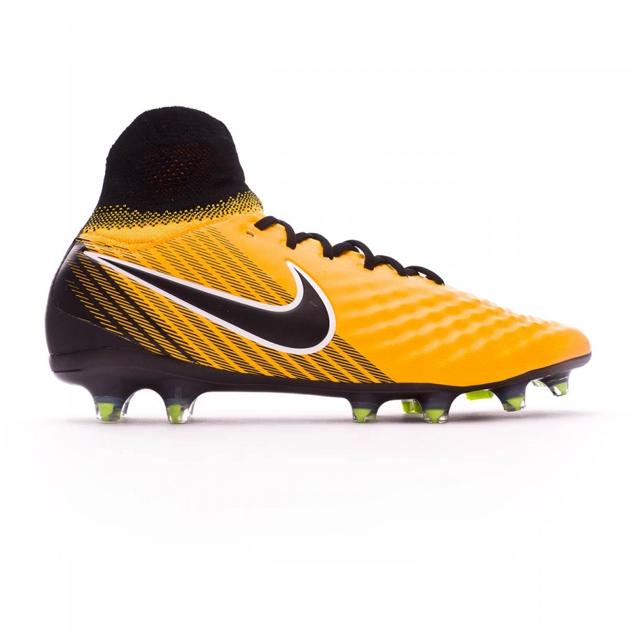 more photos afef9 fa83a Chaussure de foot Nike Magista Orden II FG Laser orange-Black-White-Volt -  Boutique de football Fútbol Emotion