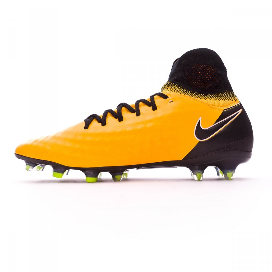 promo code 59295 9bc90 Football Boots Nike Magista Orden II FG Laser orange-Black-White-Volt -  Tienda de fútbol Fútbol Emotion