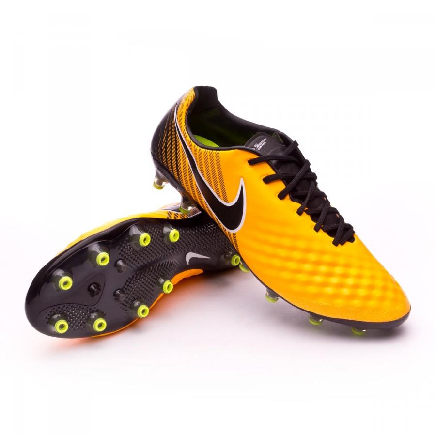 4a8ee394df2a Football Boots Nike Magista Opus II ACC AG-Pro Laser orange-Black ...