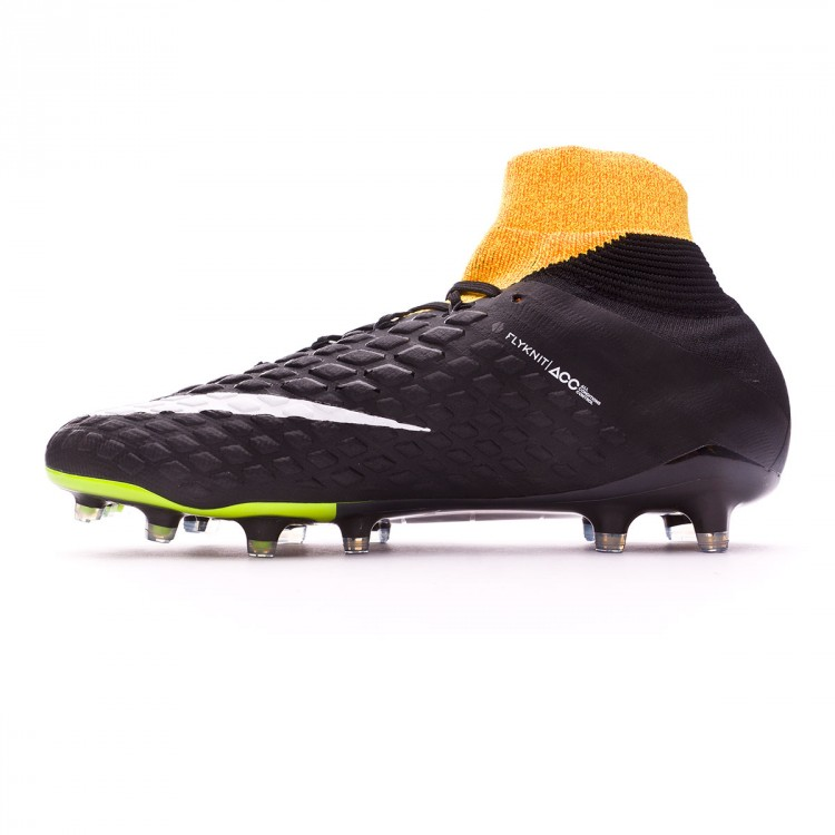 Boot Nike Hypervenom Phantom III ACC DF FG Laser orange-Black-White ... 65f226520c34