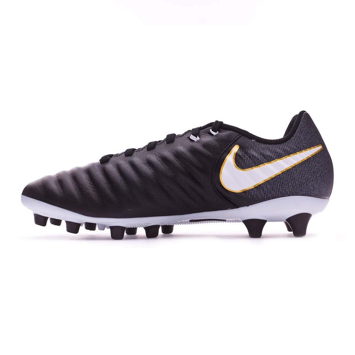 outlet store 85665 8fc5e Football Boots Nike Tiempo Ligera IV AG-Pro Black-White - Football store  Fútbol Emotion