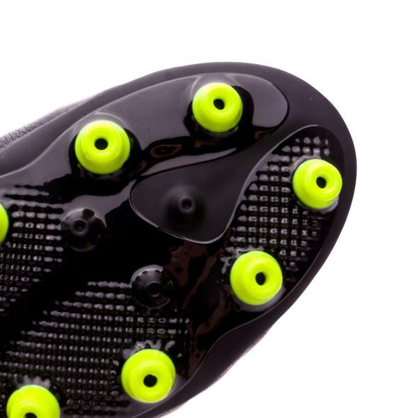 1002387ebac Bota de fútbol Nike Tiempo Ligera IV AG-Pro Black-White-Laser orange-Volt -  Tienda de fútbol Fútbol Emotion