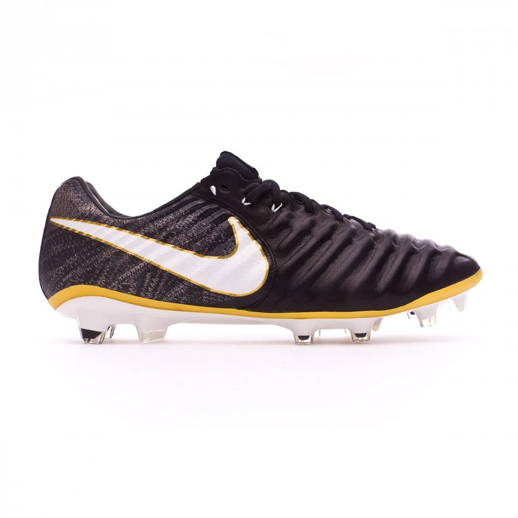 c543849c699a Boot Nike Tiempo Legend VII ACC FG Black-White - Leaked soccer