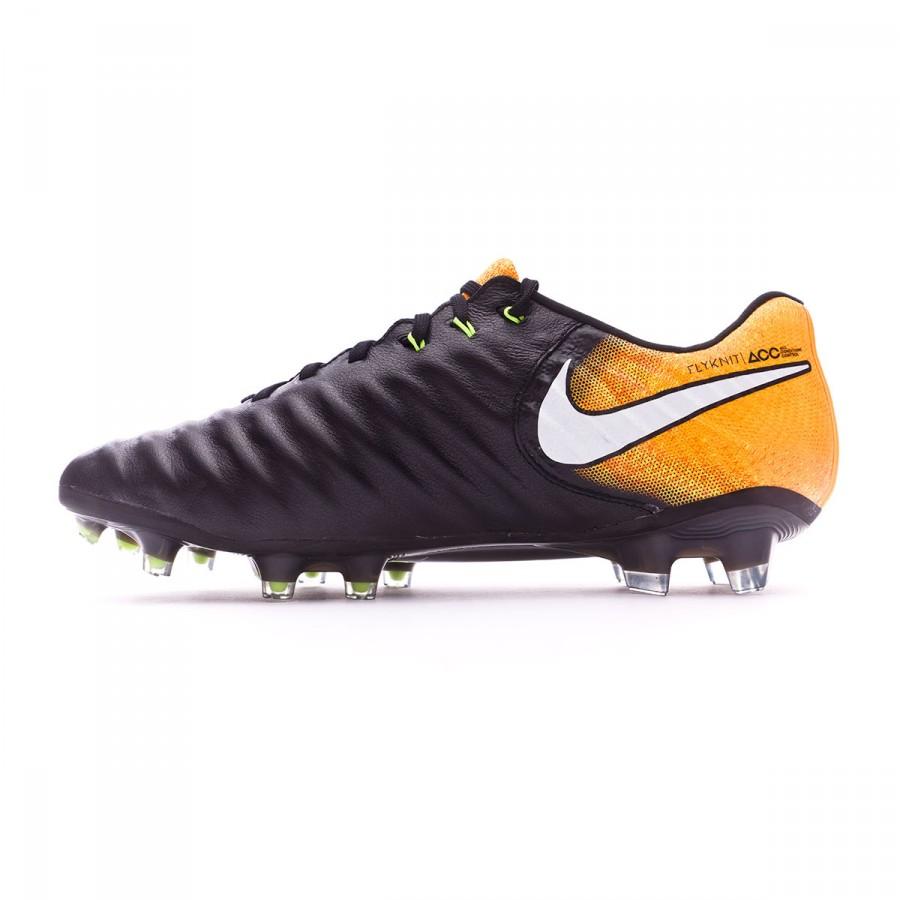 05187b59a64ff Zapatos de fútbol Nike Tiempo Legend VII ACC FG Black-White-Laser  orange-Volt - Tienda de fútbol Fútbol Emotion