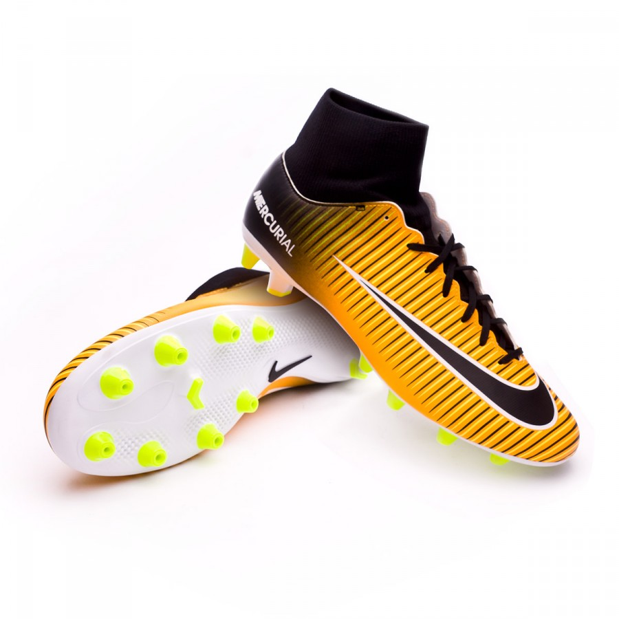 ... Bota Mercurial Victory VI DF AG-Pro Laser orange-Black-White-Volt.  CATEGORY. Football boots · Nike football boots 84d90e58397e1