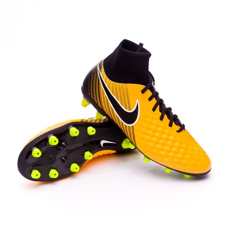ff72ba8de09 Bota de fútbol Nike Magista Onda II DF AG-Pro Laser orange-Black ...