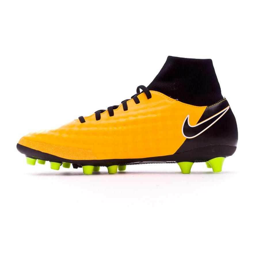884346b3d96 Bota de fútbol Nike Magista Onda II DF AG-Pro Laser orange-Black-White-Volt  - Tienda de fútbol Fútbol Emotion