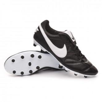 Boot  Nike Tiempo Premier II FG Black-White