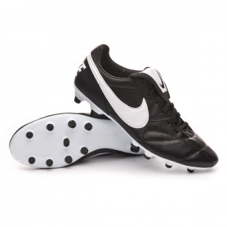 Bota  Nike Premier II FG Black-White