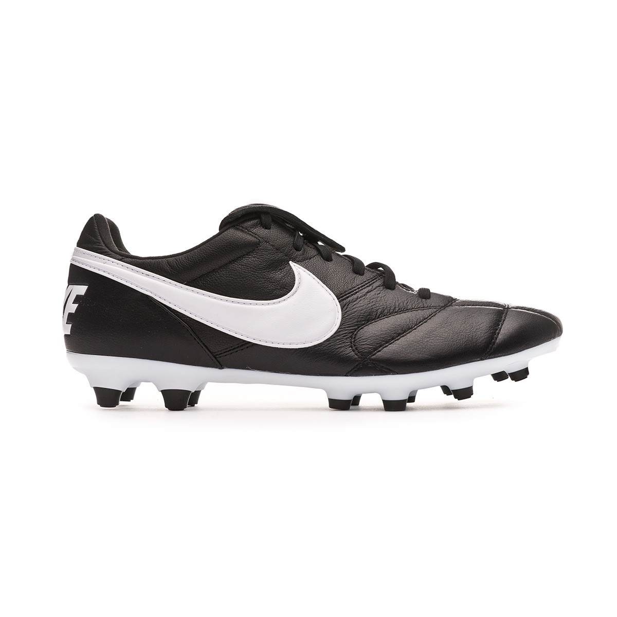 3405fa4e1 Football Boots Nike Tiempo Premier II FG Black-White - Football store  Fútbol Emotion