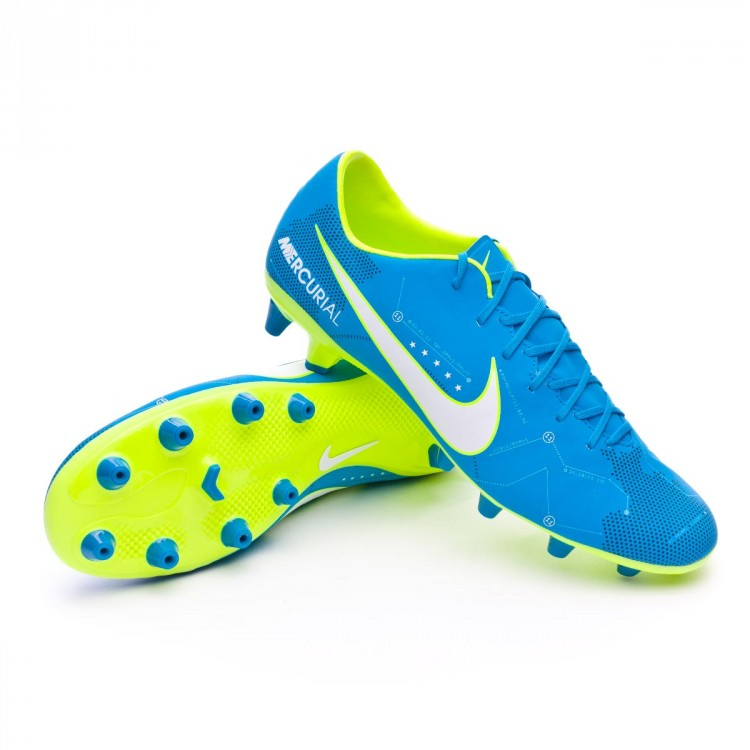 classic styles cheap price release info on Bota Mercurial Victory VI AG Neymar Blue orbit-White-Armory navy