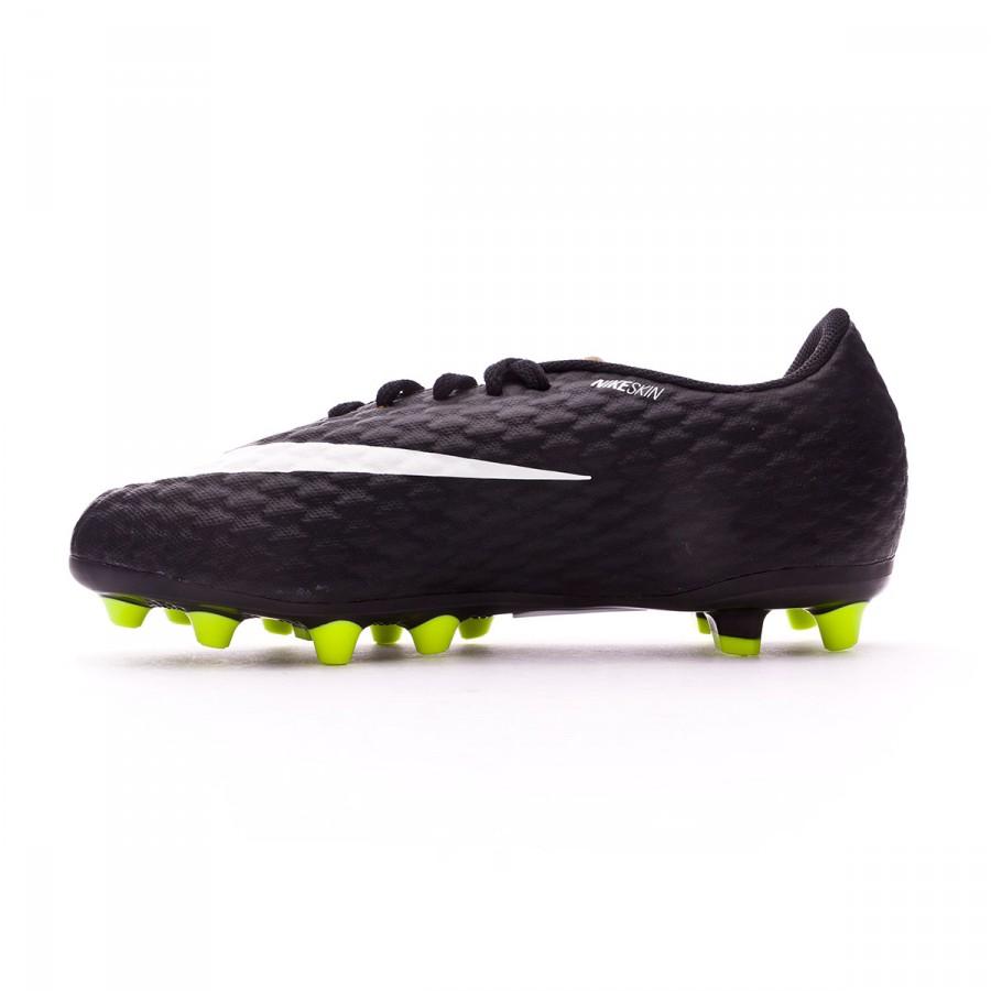 5da5ee20f266f Bota de fútbol Nike Hypervenom Phelon III AG-Pro Niño Laser  orange-White-Black-Volt - Tienda de fútbol Fútbol Emotion