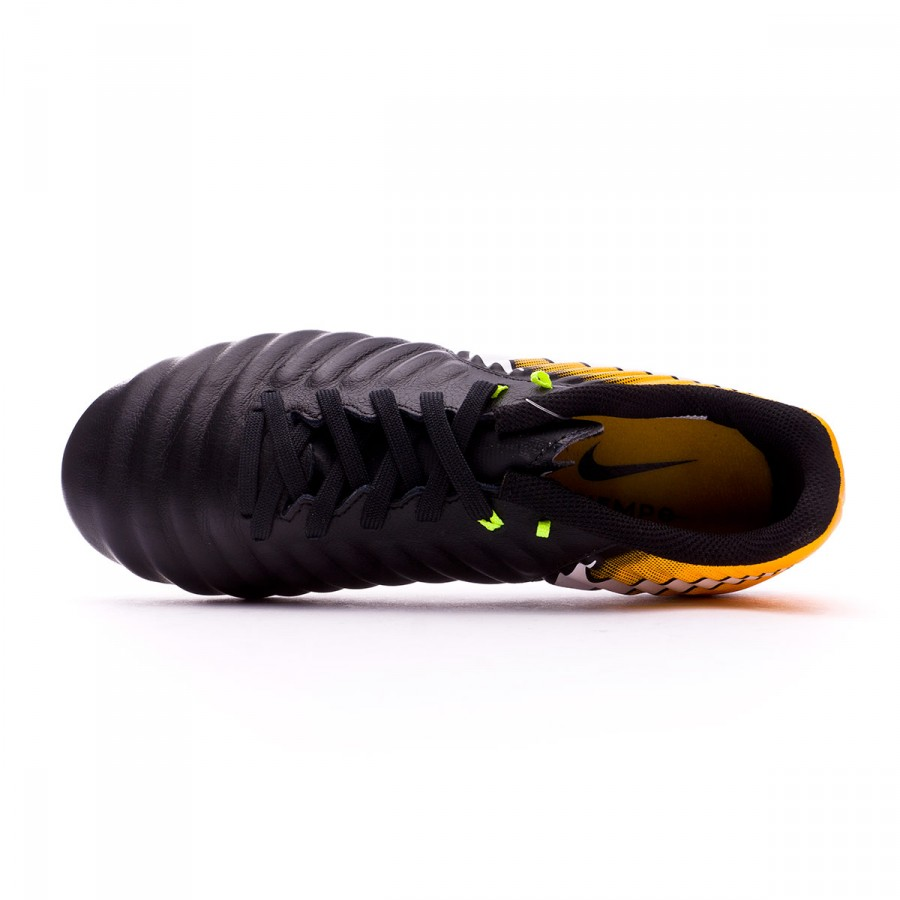 on sale 31a7e 51f24 Boot Nike Kids Tiempo Ligera IV AG-Pro Black-White-Laser orange-Volt -  Football store Fútbol Emotion