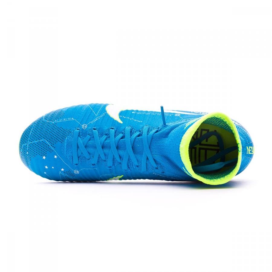 Nuevo Zapatos de Fútbol Nike Mercurial Superfly V DF FG