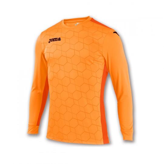 camisetas nike naranja