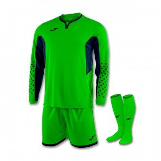 Kit  Joma Ls Zamora III Green