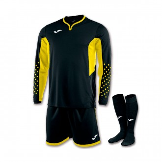 Kit  Joma LS Zamora III Black