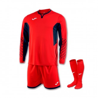 Kit  Joma LS Zamora III Red