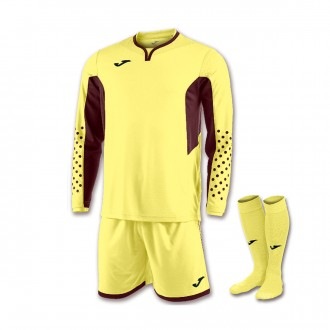 Kit  Joma LS Zamora III Yellow