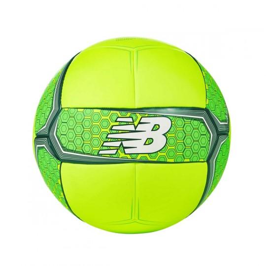 Balón  New Balance Furon Futsal Lime glow