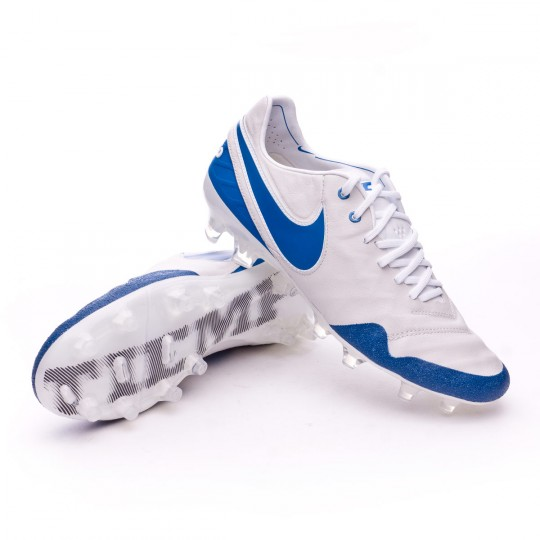 Bota  Nike Tiempo Legend VI SE FG Wolf grey-Pure platinum-Infrared-White