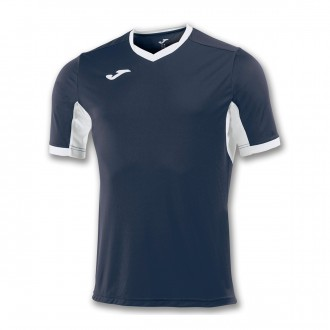 Jersey  Joma Champion IV ss Navy blue-White