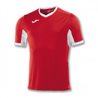 Jersey  Joma Champion IV ss Red-White