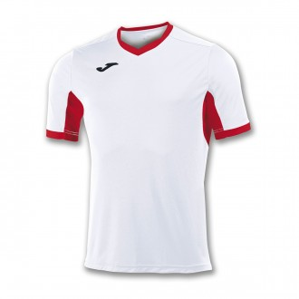 Jersey  Joma Champion IV ss White-Red