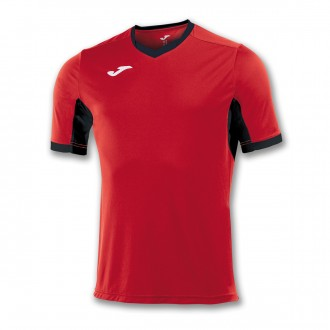 Jersey  Joma Champion IV ss Red-Black