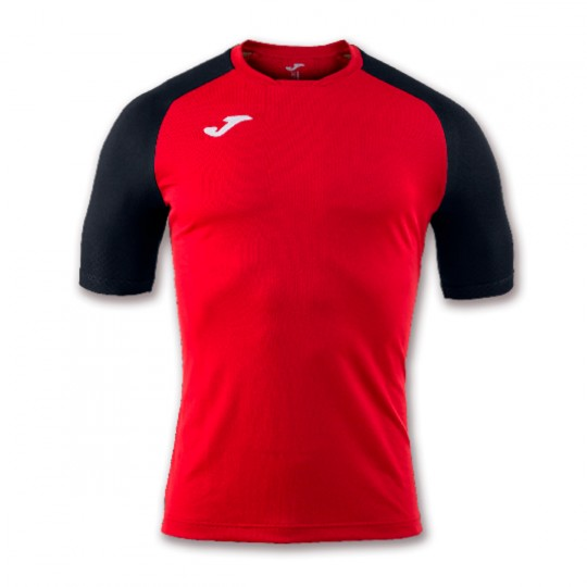 Maillot  Joma Emotion m/c Rouge-Noir