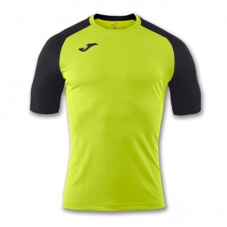 Jersey  Joma Emotion ss Lime green-Black