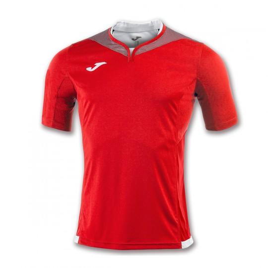Camiseta  Joma Silver m/c Rojo