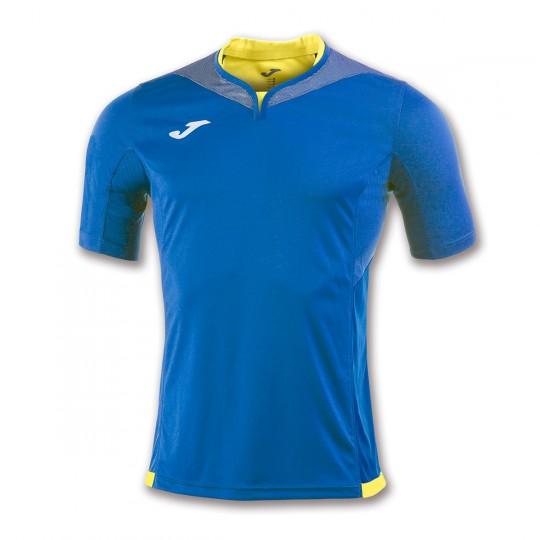Camiseta  Joma Silver m/c Azul royal